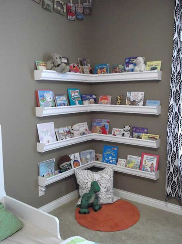 10 reading nooks for kids