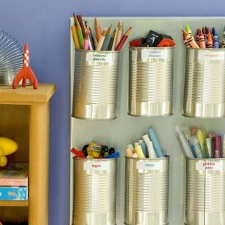 25 Creative DIY Storage Ideas to Organize Kids' Room