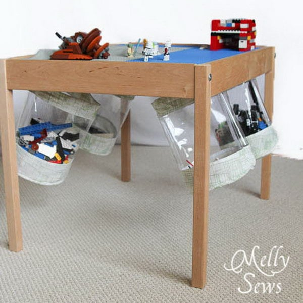 4 toy storage tutorials ideas