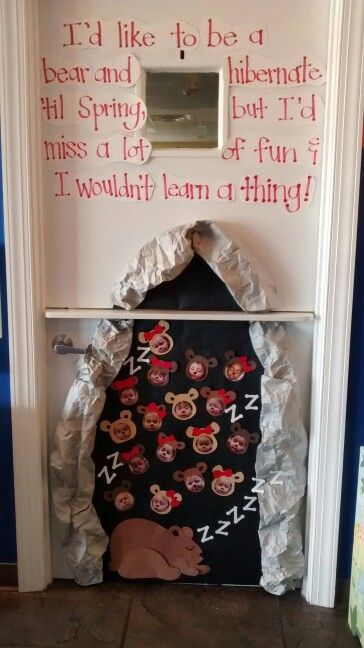 Winter Decorations For Preschool Classroom ~ Awesome classroom decorations for winter christmas