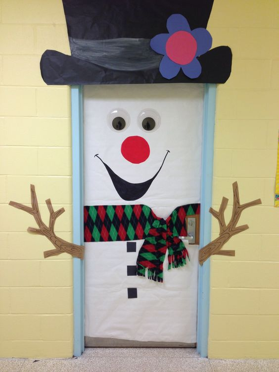 Classroom Decoration Ideas For Kids ~ Awesome classroom decorations for winter christmas