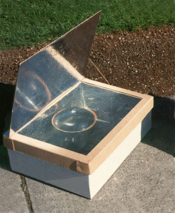 The Solar Oven. See more details