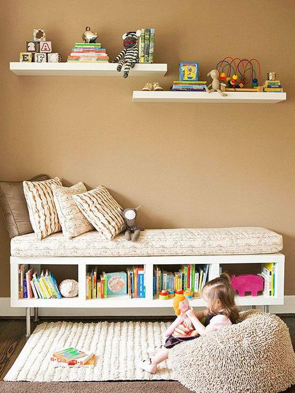 Kallax Nursery Storage
