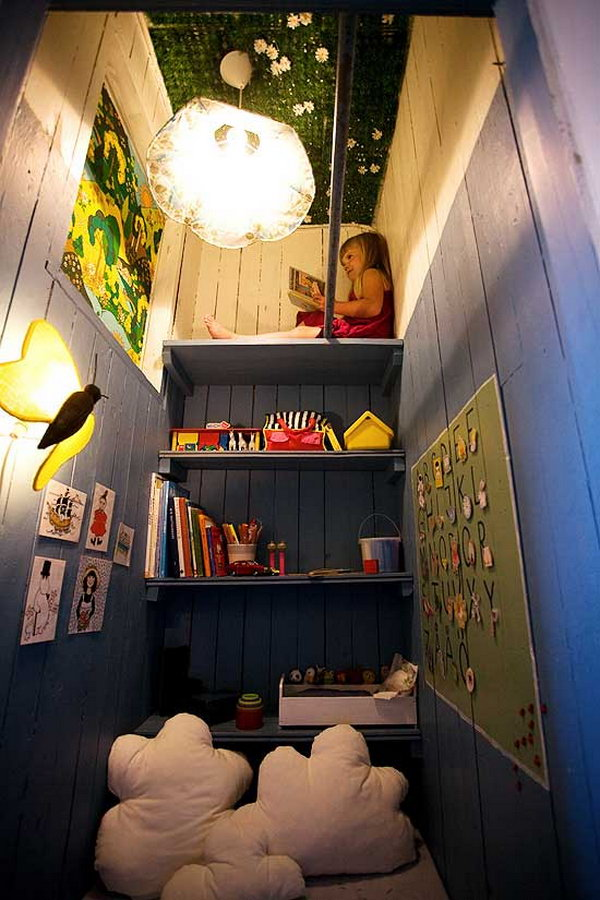 Kids Room Design Boys Book Shelves