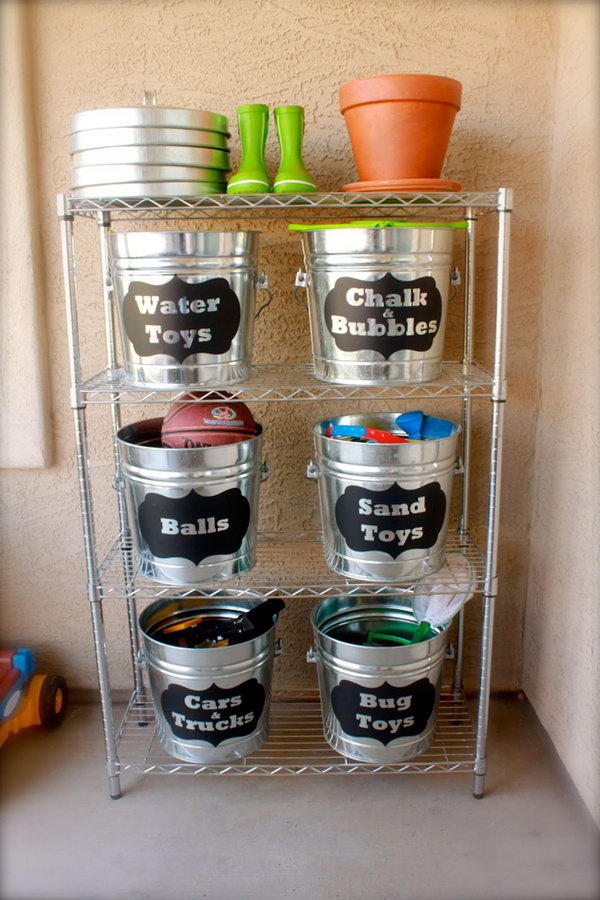 25 Clever Diy Toy Storage Solutions Amp Ideas