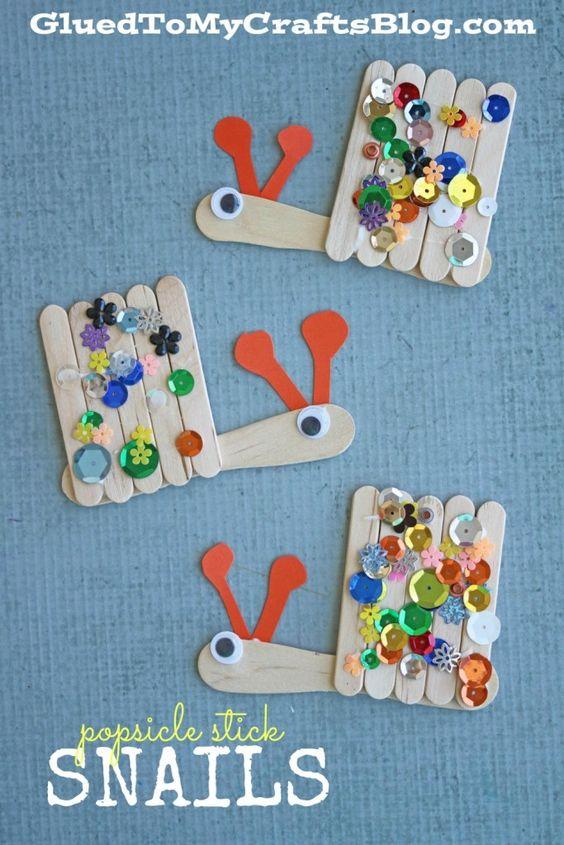 8 spring crafts for kids