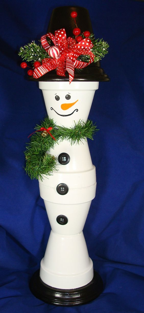 25 Diy Snowman Craft Ideas And Tutorials For Kids