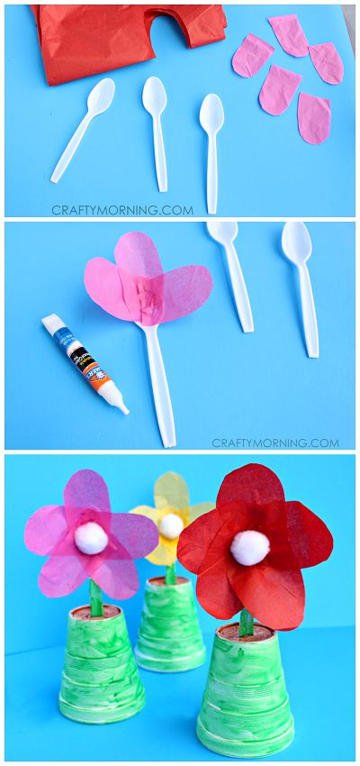 30 Creative Diy Spring Crafts For Kids