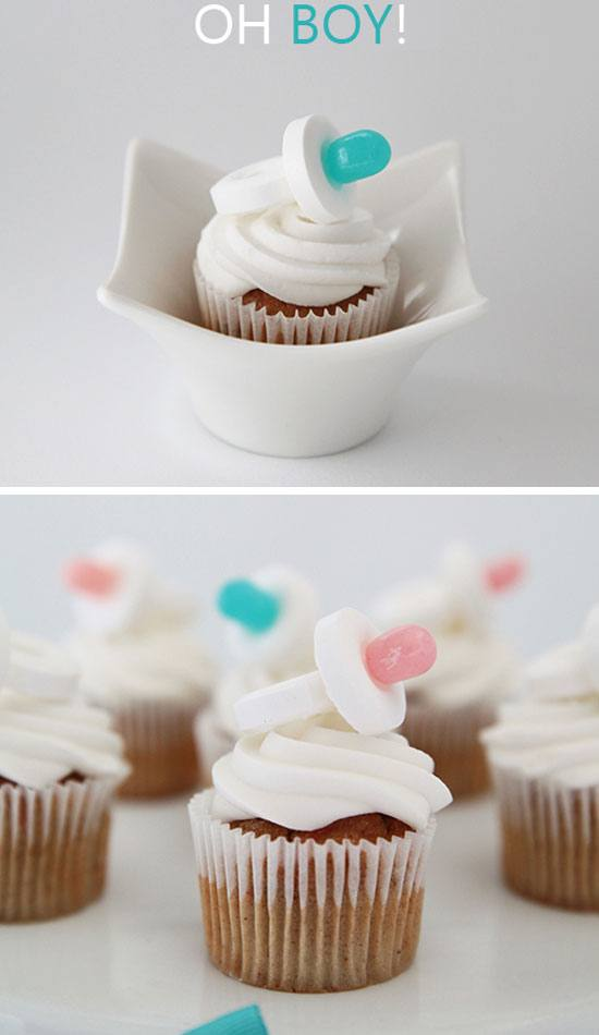 DIY Candy Baby Pacifier.