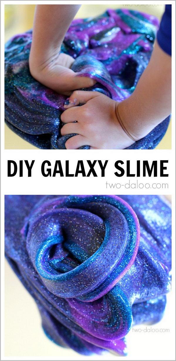 Galaxy Slime.