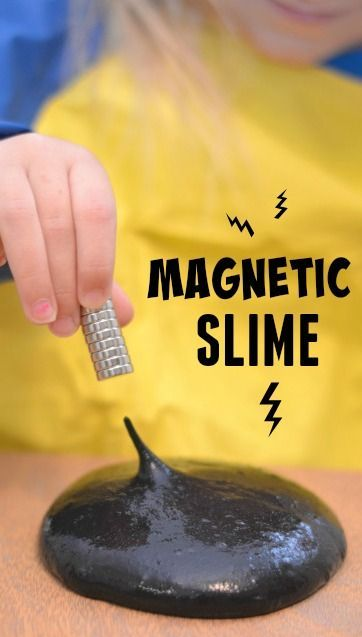 Magnetic Slime.