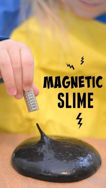 Magnetic Slime.