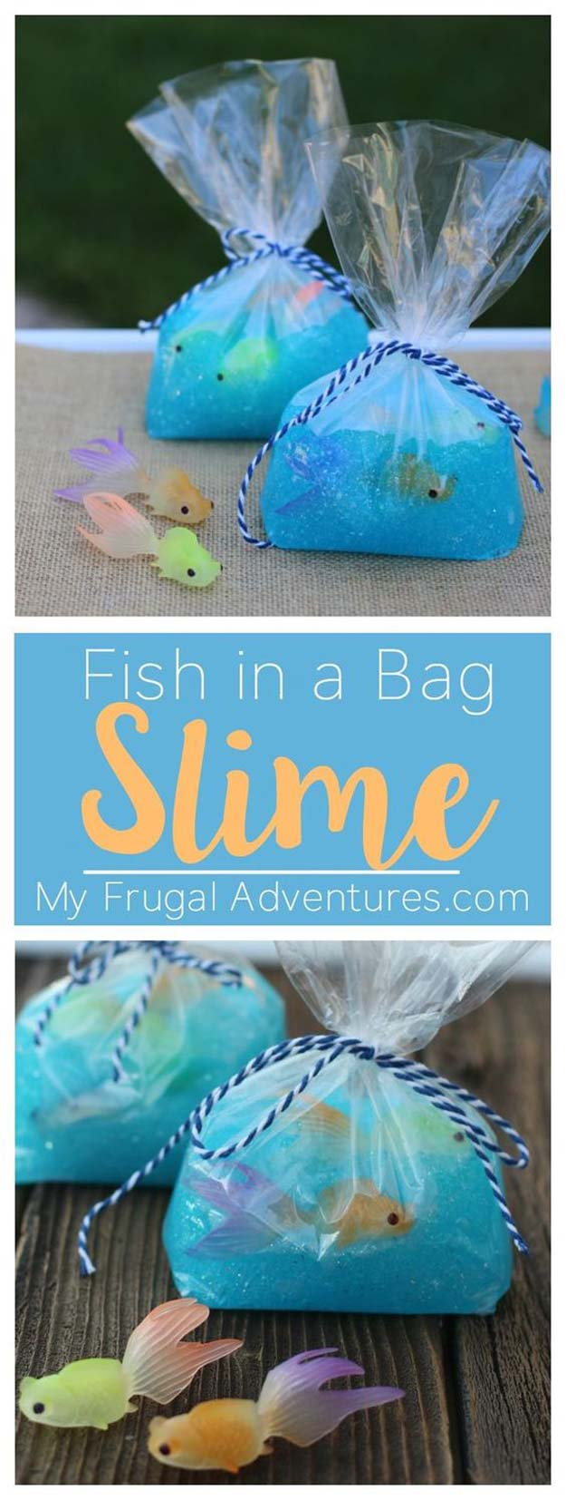 Fish In A Bag Slime.
