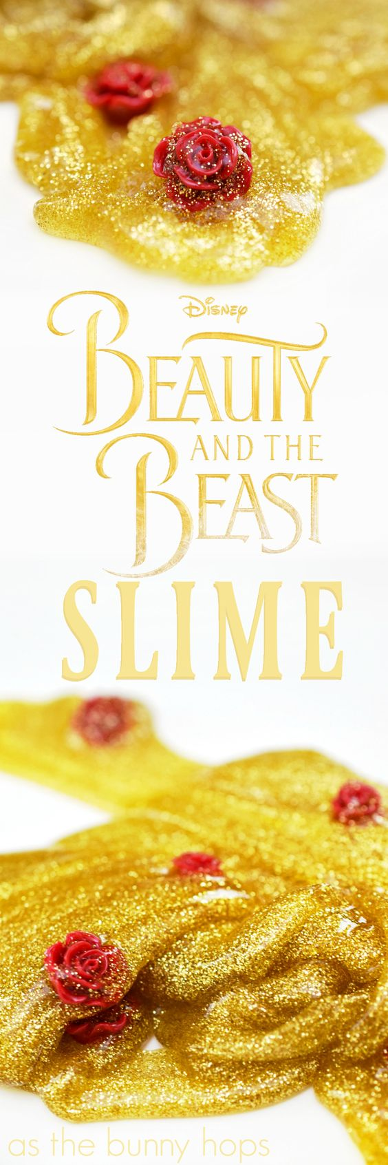 Beauty And The Beast Slime.