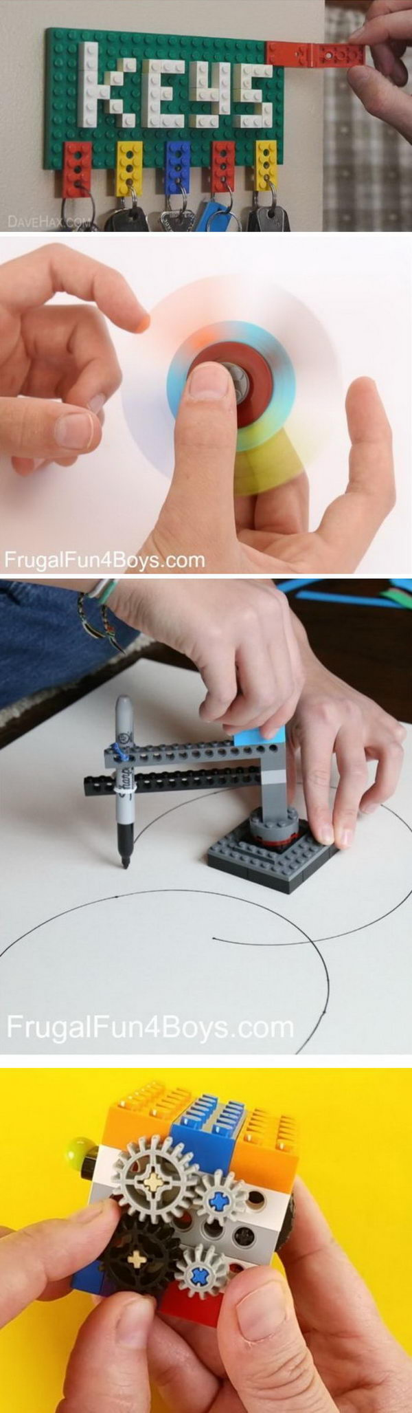 Lots of Fun LEGO Project Ideas For Kids.
