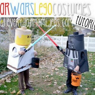 20+ Star Wars Costumes For Kids