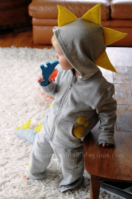 Toddler Dinosaur Costume.