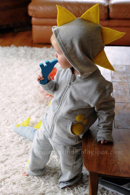 Toddler Dinosaur Costume.