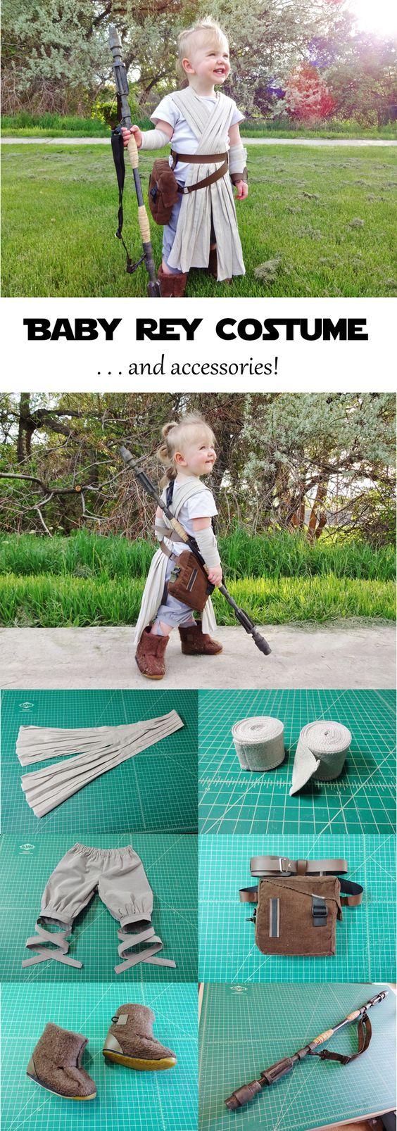 Toddler Star Wars Costume.