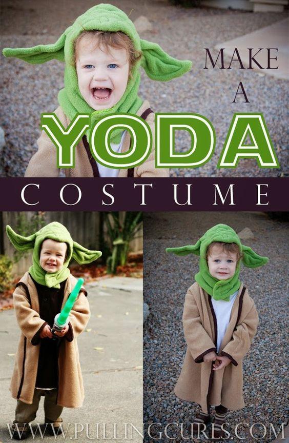 Yoda Costume.